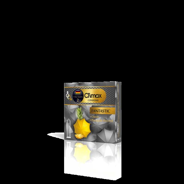 کاندوم 3 تایی فانتاستیک - Climax