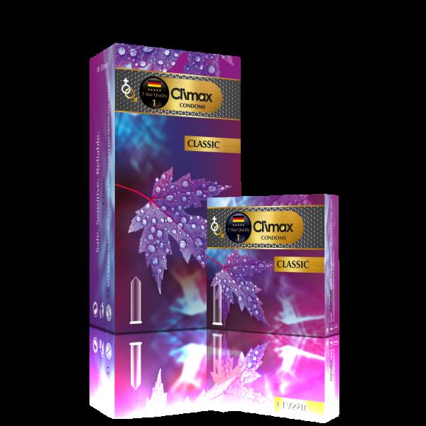 کاندوم کلاسیک- Climax