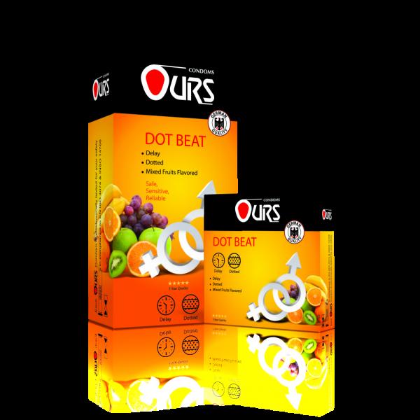 کاندوم دات بیت - Ours
